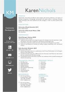 eye catching word resume design resume templates on With eye catching resume templates microsoft word
