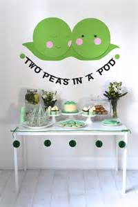 Bridal Shower Recipe Book by Two Peas In A Pod Baby Shower Via Kara S Party Ideas