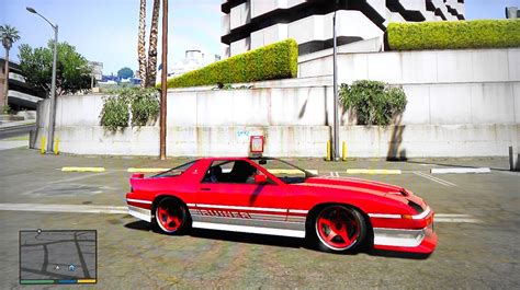 Gta V Michael Muscle Car By Steph5670 On Deviantart