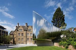 Edificio Investcorp / Zaha Hadid Architects Plataforma