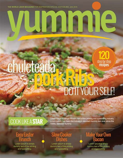 cooker magazine we offer awe inspiring professional magazine cover and page layout design crafts that will keep
