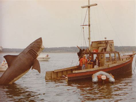Jaws Boat Scars by Steven Spielberg S Jaws Orca Is Forever Marlin