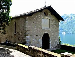 Mandello Del Lario : the romanesque church of st giorgio in mandello del lario on lake como la chiesa romanica di ~ Medecine-chirurgie-esthetiques.com Avis de Voitures