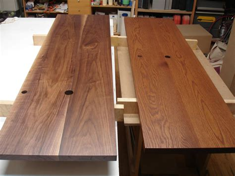 oak counter top handmade walnut and white oak counter tops by boerum hill joinery custommade com