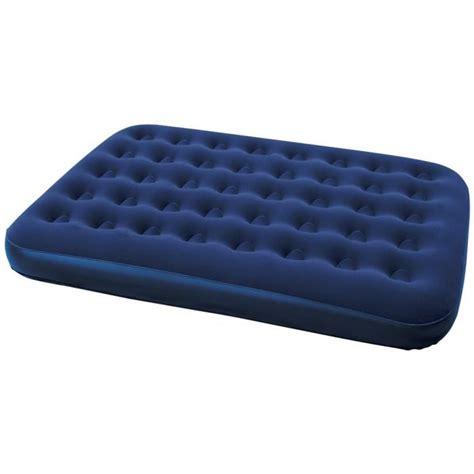mini canapé lit matelas gonflable 2 places quot confort quest quot prix