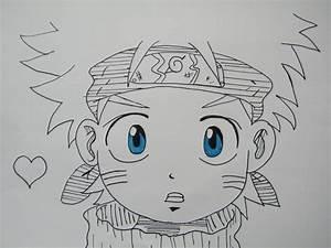 Chibi Naruto drawing by Crazy-Hyper-Girl on DeviantArt