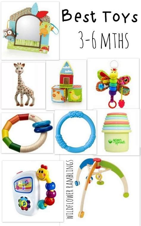 best toys for 6 month 3 6 month old baby toys best toys collection