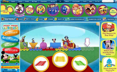 free preschool disney for and toddler education 964 | Disney Play House