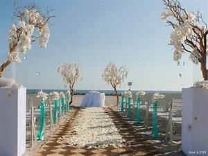 artistic and elegant wedding ceremony ideas modwedding With beach wedding ceremony ideas