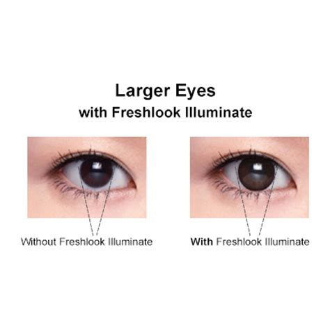 freshlook illuminate freshlook illuminate contact lenses free delivery feel