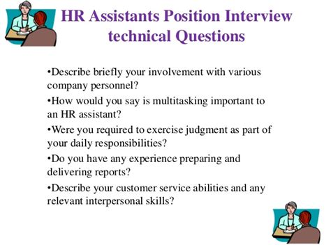 Briefly Describe Your Interest In This Position by Presentation On Technical Question Ppt