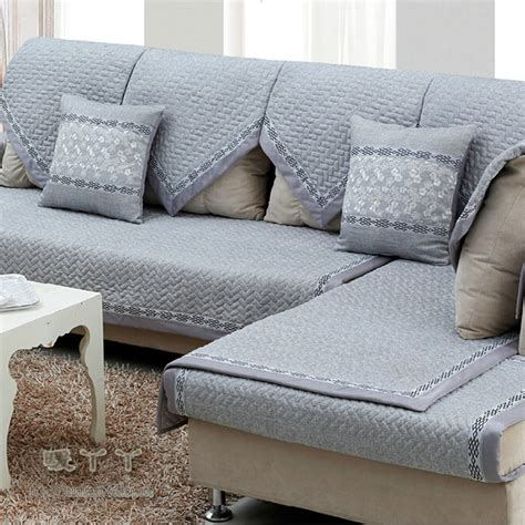 Slipcovers For Sectional Sofas With Recliners sectional modern sofa uk style yellow gray covers
