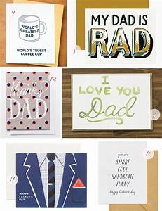 Seasonal Stationery: Father's Day Cards, Part 1