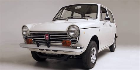 The First Ever Honda Car In The U.s. Was Restored To