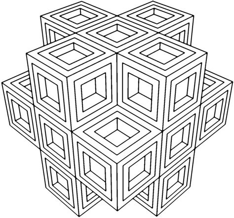 geometric coloring books best 25 geometric coloring pages ideas on