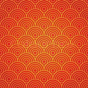 National chinese seamless pattern. Chinese new year 2015 ...