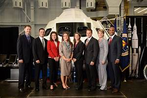 New Astronaut Candidates Take Center Stage at the Johnson ...