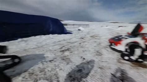 Fastest car i owned til the accident. Lamborghini on Snow Tracks Is a World First, Also a Bad Idea - autoevolution