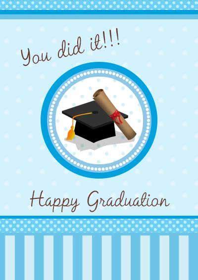 printable graduation cards   printable cardscom graduation cards  printable