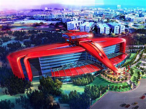 ferrari factory building ferrari is building its first luxury hotel in barcelona