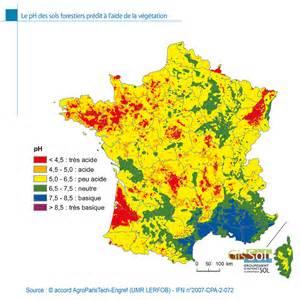Terre Acide Définition by Le Ph Des Sols Forestiers Pr 233 Dit 224 L Aide De La V 233 G 233 Tation