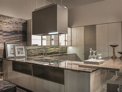 fendi kitchen design кухонный гарнитур villa ada by fendi cucine 3726