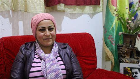 ليلى خالد ديهيا الكردية في حي المقاومة Anha