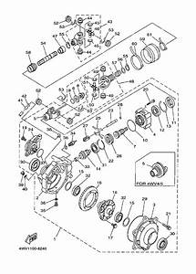 Yamaha Grizzly 600 Carburetor Diagram