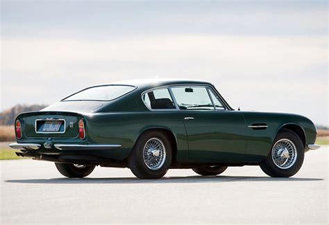 1969 Aston Martin Db6 Vantage (mkii) Specifications