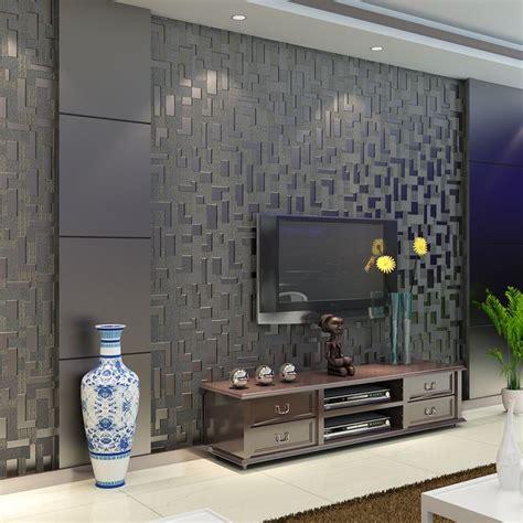 Wohnzimmer Tapete Modern by Aliexpress Zeitgen 246 Ssische Umwelt 3d Tv Einstellung