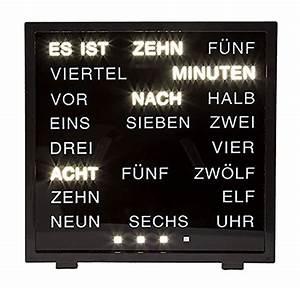 Uhr Mit Worten : technoline digitale uhr wt 435 mit uhrzeitanzeige in ~ A.2002-acura-tl-radio.info Haus und Dekorationen