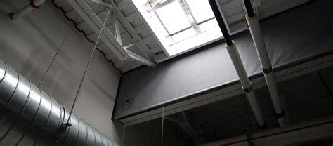 smoke guard sg draft curtains  modernfoldstyles