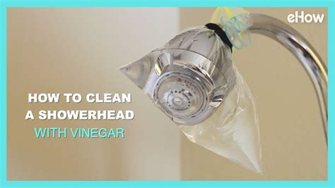 cleaning shower with vinegar how to clean a grimy shower with vinegar diy irl