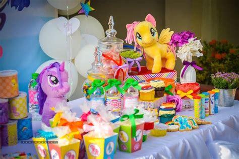 karas party ideas   pony birthday party karas