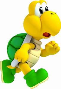 Koopa Troopa | Video Games Fanon Wiki | FANDOM powered by ...