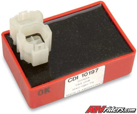 Revive Your Honda Atc250r And Trx250r Atv