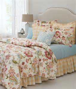 jacobean floral comforter country curtains 174