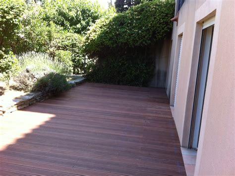 cr 233 ation de terrasse en bois exotique massaranduba aix en provence parquet et terrasse en bois