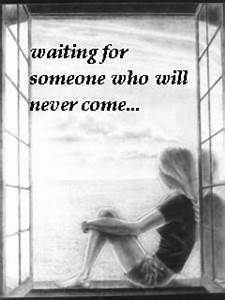 Download Waiting For Someone Wallpaper 240x320 | Wallpoper ...