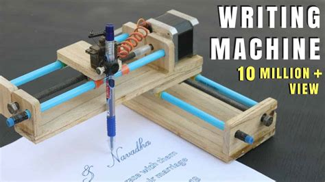 homework writing machine cnc machine