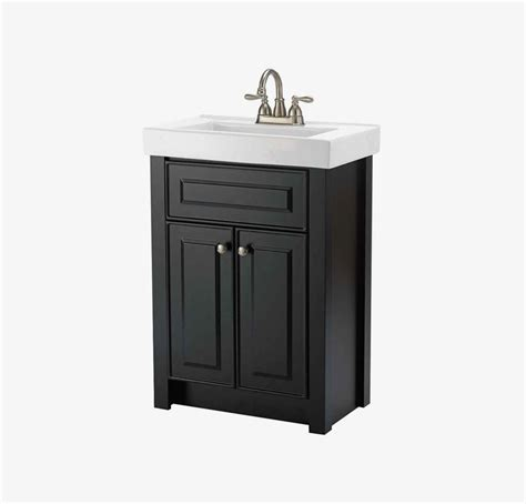 bathroom vanities modern rustic   home depot