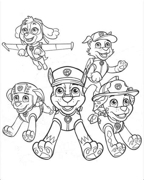 Halloween Childrens Books 2017 by Paw Patrol Coloring Pages To Print Getcoloringpages Com