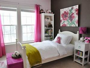 unique 80 magenta teen room decor decorating inspiration With teenage girls bedroom decorating ideas