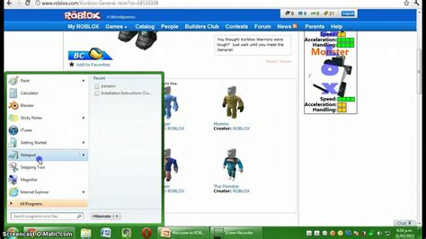 roblox package  youtube