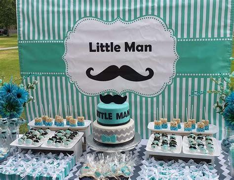 "Mustaches  Little Man  Baby Shower ""little Man Bash"