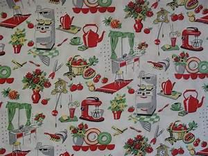 Information About Vintage Kitchen Wallpaper
