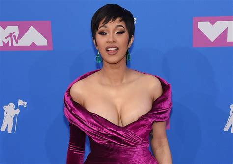 Cardi B's Sketch Comedy Show Is 'absolutely Crazy,' Teases