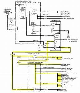 Main Wire Harness Diagrams - Honda Accord Forum