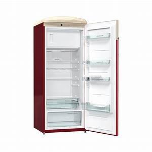 Design Kühlschrank Freistehend : gorenje obrb153r retro k hlschrank mit gefrierfach vw ~ Sanjose-hotels-ca.com Haus und Dekorationen