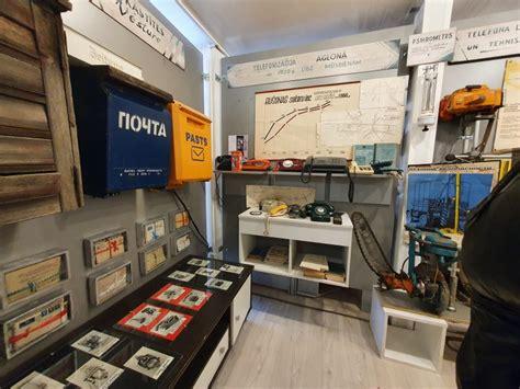 Pasta un informācijas muzejs   Latgales tūrisma mājaslapa